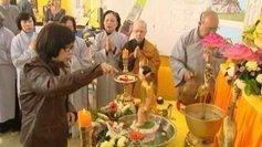 La fête du Bouddha au pavillon Joséphine à Strasbourg | Strasbourg | Scoop.it