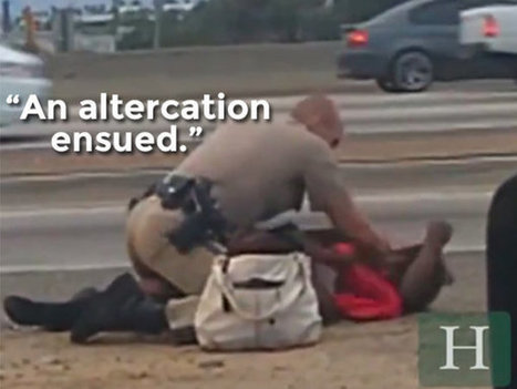When Cops Get Caught Sanitizing Or Flat-Out Lying About Brutality | Police Problems and Policy | Scoop.it