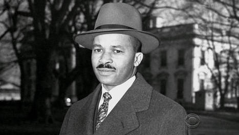 Honoring Harry McAlpin, African-American reporter who broke barriers | Black History Month Resources | Scoop.it