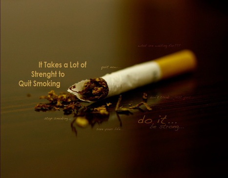 8 Tips for Quitting Smoking   Cigarettes Guide   Scoop.it