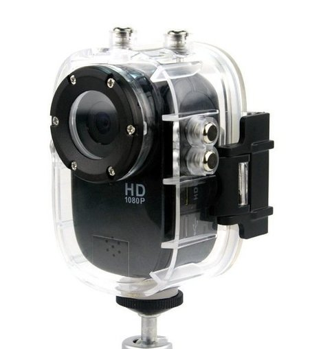 $80 SJ1000 Waterproof Sports Camera is a Low Cost Alternative to GoPro Hero Cameras | Embedded Systems News | Scoop.it