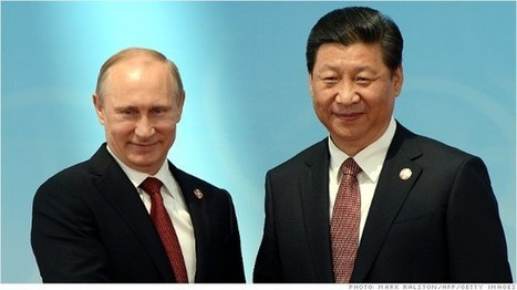 Russia, China sign important gas deal | APHUG Units 4-7 | Scoop.it