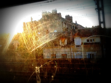RER Train Journey Jouy-Paris Photos. | Excell Inside, Outside, In Between | Scoop.it
