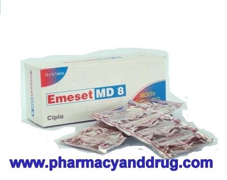 Generic Zofran, Emeset MD 8 (Ondansetron)   Anti Cancer Medicine   Scoop.it