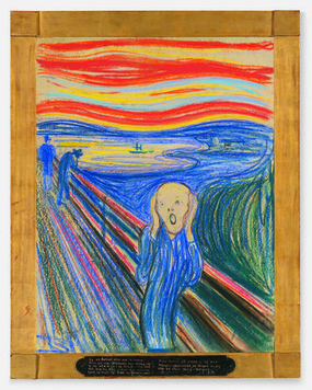 MoMA | Edvard Munch: The Scream | Art You Need | Scoop.it