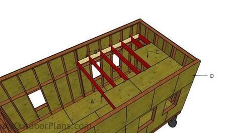 Tiny House Loft Plans | MyOutdoorPlans | Free Woodworking Plans and Projects, DIY Shed, Wooden Playhouse, Pergola, Bbq | Garden Plans | Scoop.it