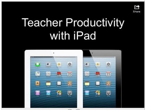 4 Great Resources for Using iPad in Your Classroom ~ Educational Technology and Mobile Learning | Teaching | Scoop.it