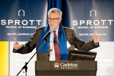 Eric Sprott - West Dishoarding 4,000 Tons Of Gold Each Year | Gold and What Moves it. | Scoop.it