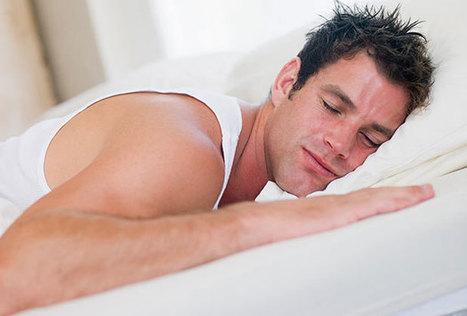 6 posiciones para dormir y tener un sueño reparador   Alto Nivel   la vida   Scoop.it