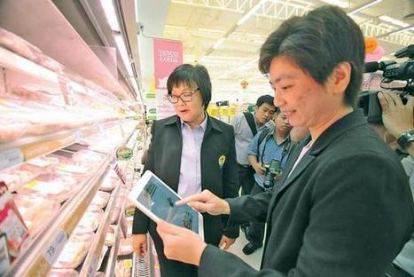 Tracing origin of meat products with Tesco QR code system - The Nation | Benefits of Using QR Codes to Engage More Customers | Scoop.it