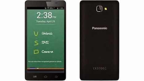 Panasonic P81- A 13MP Phone With Octa-Core Processor | SEO | Scoop.it