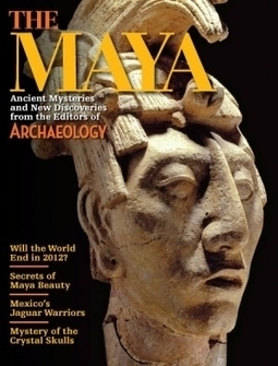 Archaeology Magazine: Special Collector's Issue on the Maya | Moon Travel Guides | Belize in Social Media | Scoop.it