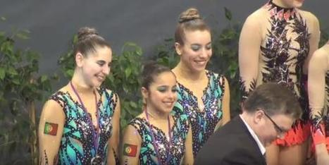 Trio de ginastas do Acro Clube da Maia lidera ranking mundial | Portugal faz bem! | Scoop.it