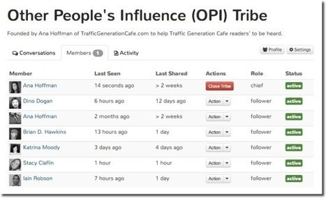 Triberr: Your Step by Step Guide to Being Heard | Google Plus and Social SEO | Scoop.it