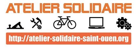 Ateliers mobiles d'autoréparation de vélo dans les médiathèques | Atelier solidaire de Saint-Ouen, le fablab aux portes de Paris à Saint-Ouen | -thécaires | Actualité(s) des Bibliothèques | Scoop.it