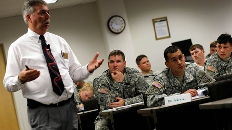 How Veterans Can Use Technology to Find a Job | Veterans and Military Families News | Scoop.it