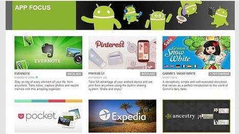 Las mejores aplicaciones Android del año según Google. | Periodismo de Datos | Scoop.it