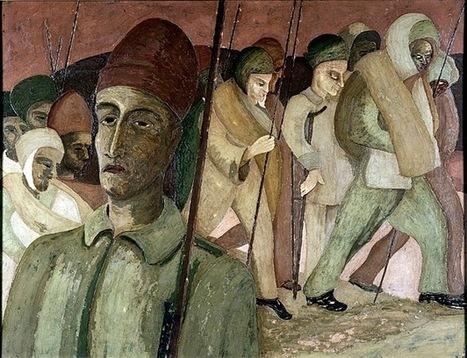 Avril-Juin 1940 : le peintre Henry Gowa à Lambesc et au camp de Saint-Nicolas-Galerie d'art Alain Paire - Aix en provence   Archives  de la Shoah   Scoop.it
