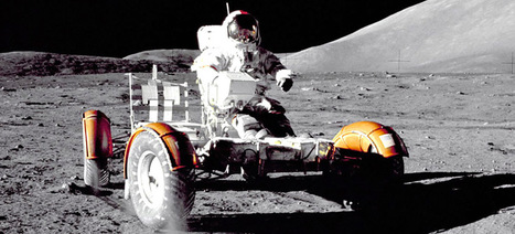 Another Great Way to Prove Moon Hoax Conspiracy Theorists Wrong | Fysikundervisning | Scoop.it