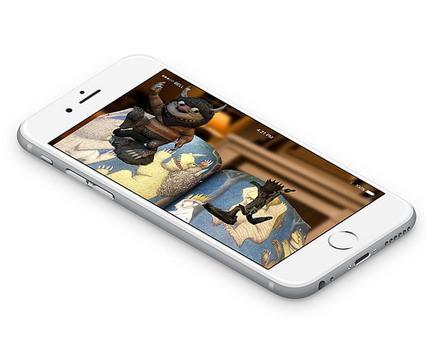 MagicBook aplicación de realidad aumentada para los libros infantiles | Web y Herramientas Sociales | Scoop.it