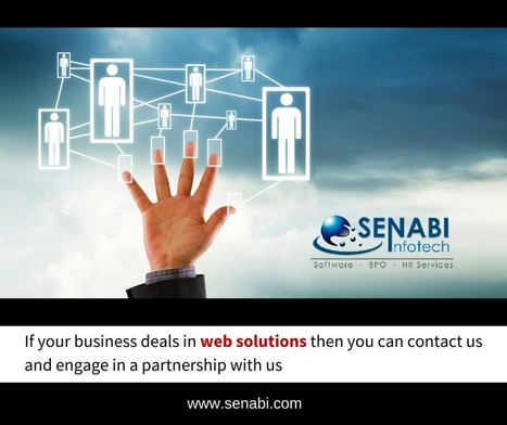 Considering Important Things for a Proper Selection of UK Website Design Company | SENABI Infotech Limited | Scoop.it