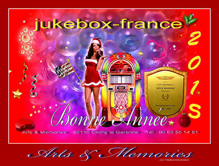 Histoire du Jukebox   ar-raceforthecure   Scoop.it