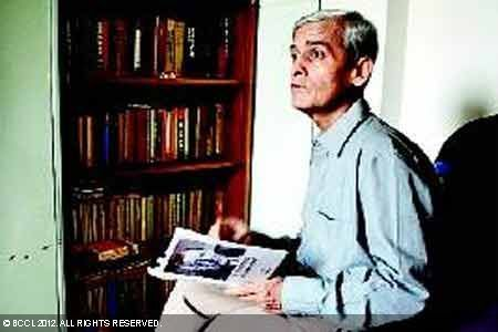 The man who translated T S Eliot in Hindi - The Times of India | English Literature after 1700 | Scoop.it