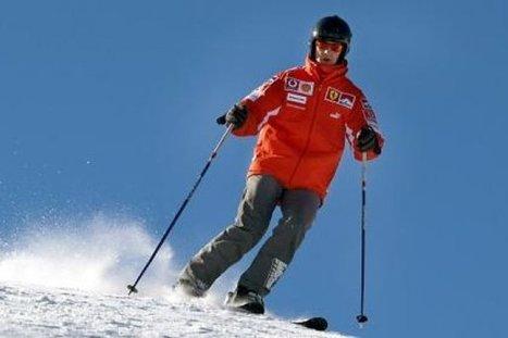 M. Schumacher portait une caméra lors de son accident   Alpes   Scoop.it