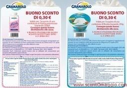 Buoni sconto Granarolo: stampa il coupon su Panna e Ricotta   scontOmaggio   marika danieli   Scoop.it