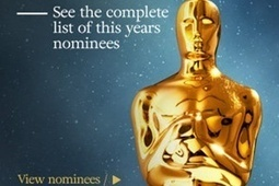 The Oscars, Social Media Buzz, and Advertising [Infographics]   la Mode i love it   Scoop.it