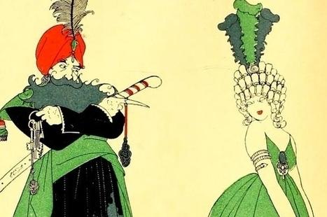 15 illustrations magnifiques de contes de fées | Les contes de fées | Scoop.it