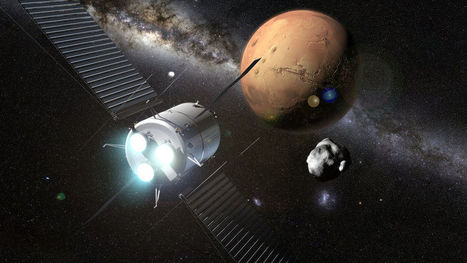 Traveling to Mars with Immortal Plasma Rockets | Space matters | Scoop.it