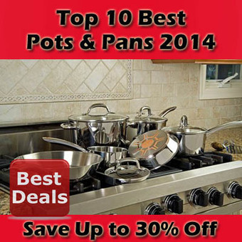 Best Pots and Pans 2014 | BestList | Scoop.it