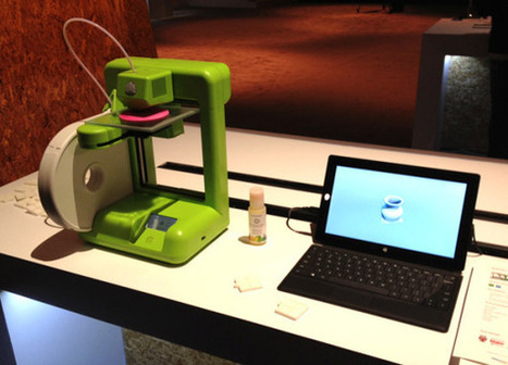 Why 3D printing in Windows 8.1 is huge for Microsoft and entrepreneurs | Some pages | Scoop.it