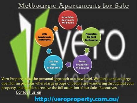 Melbourne Apartments for Sal | Veroproperty.com.au | Scoop.it