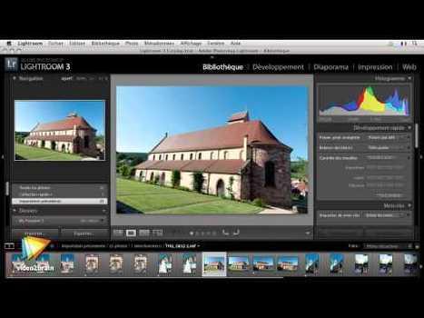 Adobe Lightroom 3 : Présentation générale des modules et des panneaux | Time to Learn | Scoop.it