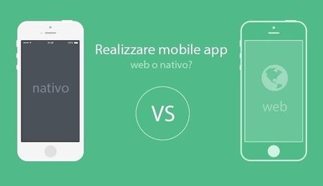 Come creare un app: dovrei usare HTML5 o linguaggio nativo? | Webdesign | Scoop.it