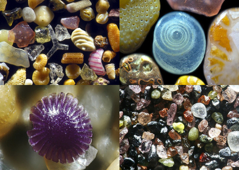 Microscopic Sand Photography Reveals the Breathtaking Beauty Hiding at the Beach | Psychology | Scoop.it