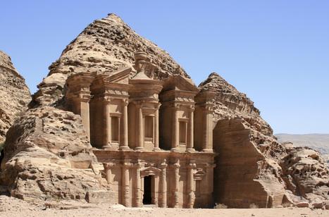 "Ancient city of Petra ""the lost city"" in Jordan | Ancient Cities | Scoop.it"