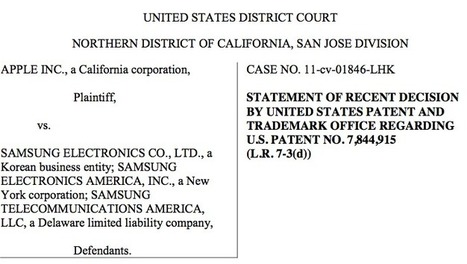 A 2011 law made it easier to challenge Apple's patents - Apple 2.0 - Fortune Tech | Nerd Vittles Daily Dump | Scoop.it