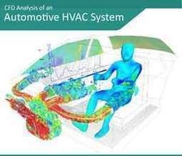 CFD Analysis of an Automotive HVAC System   Automotive News & Events   Mechanical 3D Modelling   Scoop.it