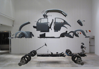 "Damián Ortega:  ""Do It Yourself""   Art Installations, Sculpture, Contemporary Art   Scoop.it"