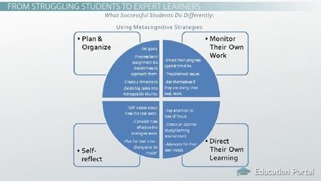 Metacognitive Strategies: Definition & Examples - Video & Lesson Transcript | Study.com | Linguagem Virtual | Scoop.it