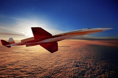 Is Supersonic Business Travel In Your Future? - Forbes   Business Travel   Scoop.it