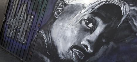 Le secret du génie de Tupac Shakur était caché dans sa bibliothèque | Sur les livres, l'édition, les mots: Infos, technologie, nouveautés... | Scoop.it