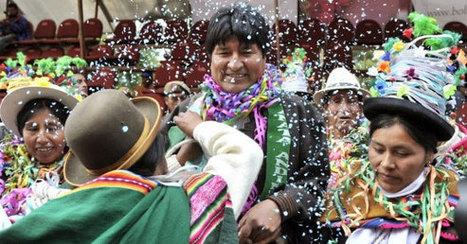 Oruro é palco do Carnaval na Bolívia   Marketing Promocional ...   Arte de cor   Scoop.it