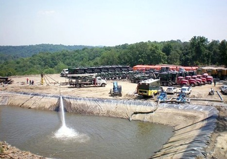 Fracking's biggest problem: What to do with wastewater? | Wastewater | Scoop.it