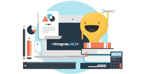 Program.AR | Acercando a los chicos a la computación | Aprendizajes 2.0 | Scoop.it