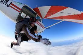 Offrir un cheque billet cadeau, bapteme saut en parachute | sautenparachute | Scoop.it