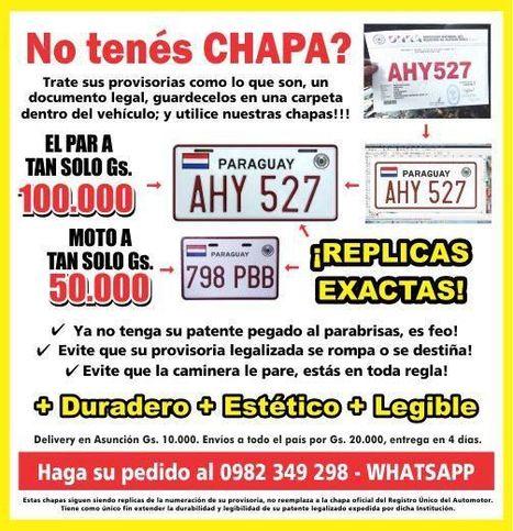 NO TENES CHAPA? | No esperes mas! | Scoop.it